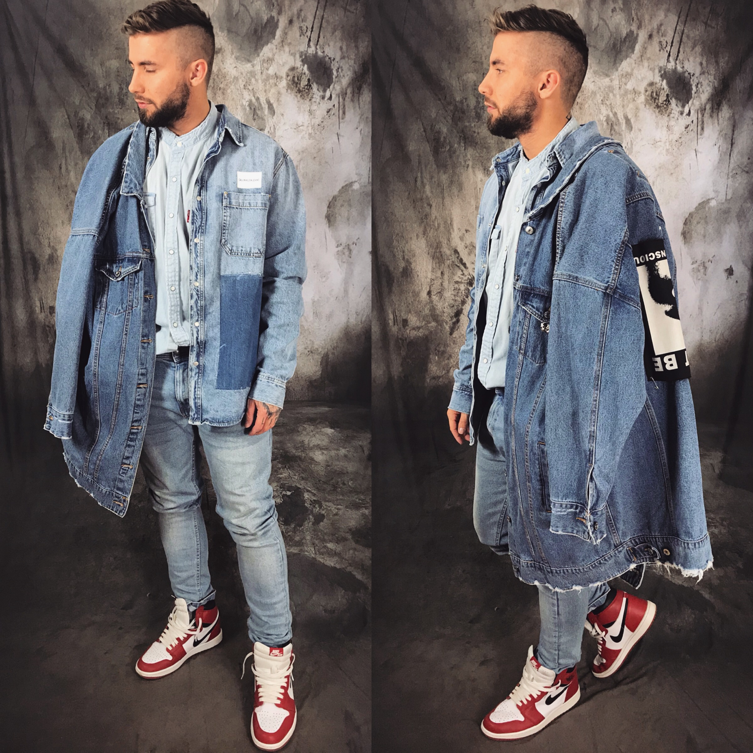 Rote schuhe outfit herren